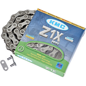 KMC Z1-X Inox Kette 1-fach